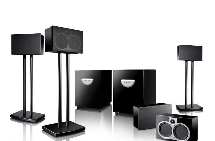 Teufel System 5 THX Select 2影院扬声器