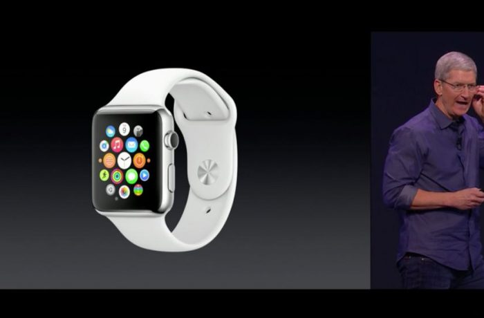 Apple Watch 后继型号或将支持行动数据