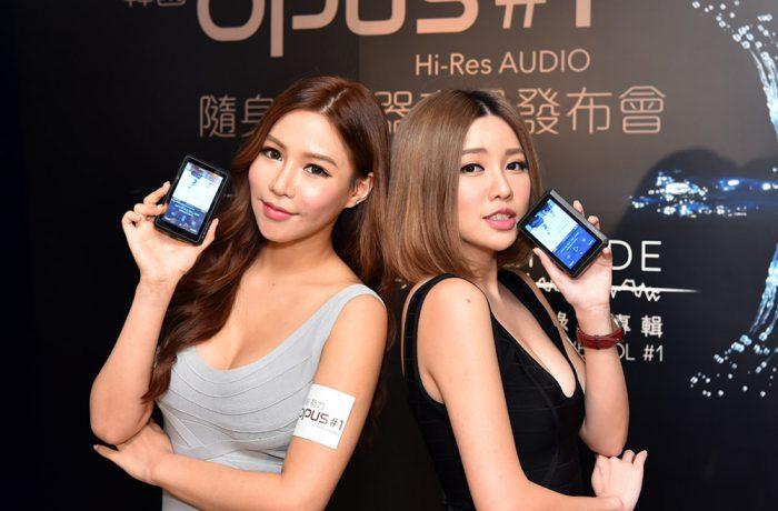 演绎黑胶音色 韩国Opus#1 Hi-Res随身播放器