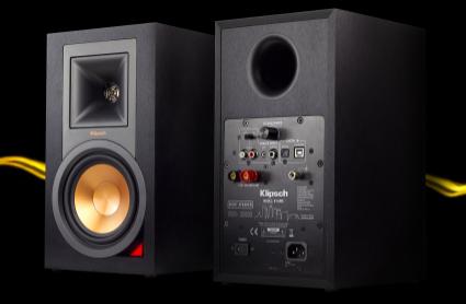 Klipsch R-15PM有源扬声器,穿透表现力