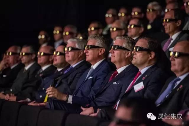 Barco启用23万平方米新总部, Philippe国王亲临剪彩仪式!