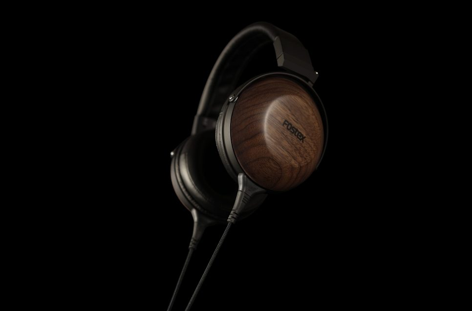 FOSTEX次旗舰TH610头戴式耳机