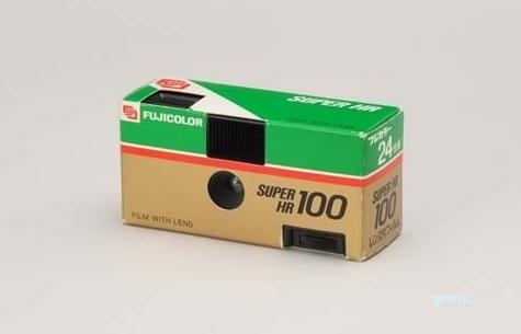 """唾手可及的情怀,富士胶片""""一次性相机""""快拍系列迎来发售三十周年"""