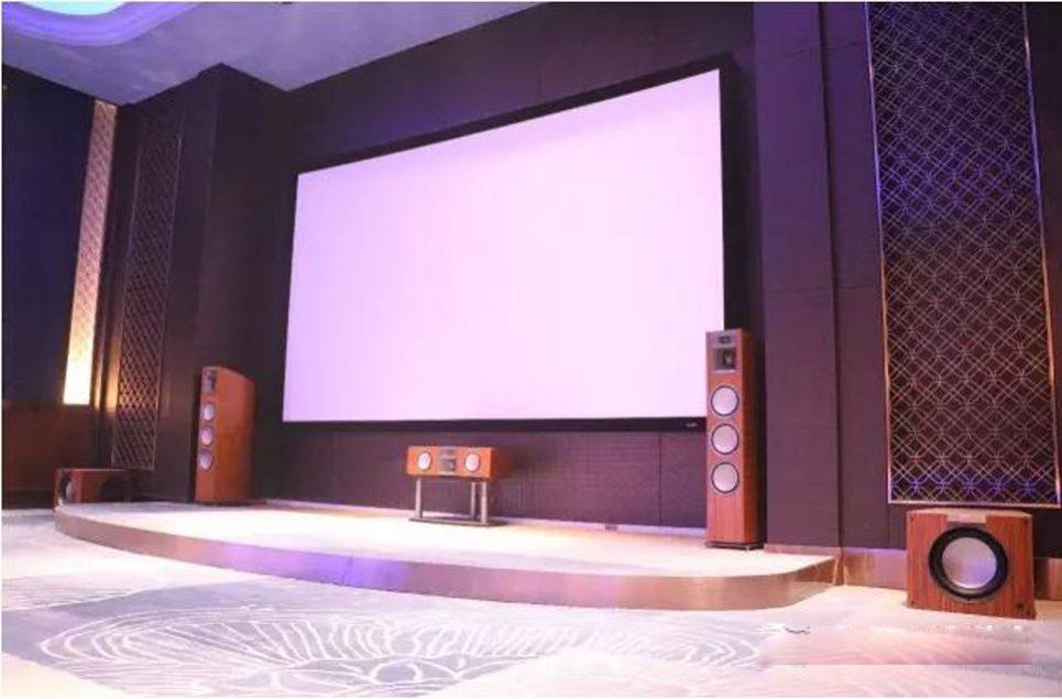打造多元化私人影音娱乐,奢华大气别墅影院
