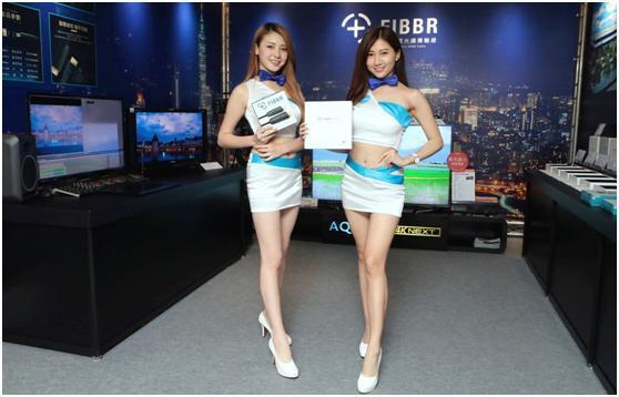 视野 | FIBBR光纤HDMI线于TAA2017台湾音响展现场轰动热销