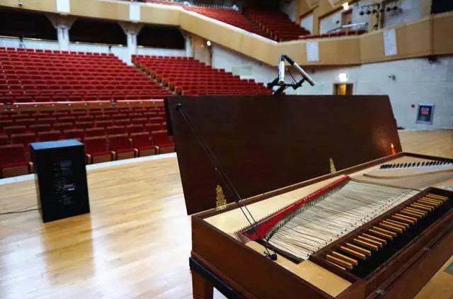 视野 | 盛原、古钢琴与Genelec,让你探寻最真实的巴赫