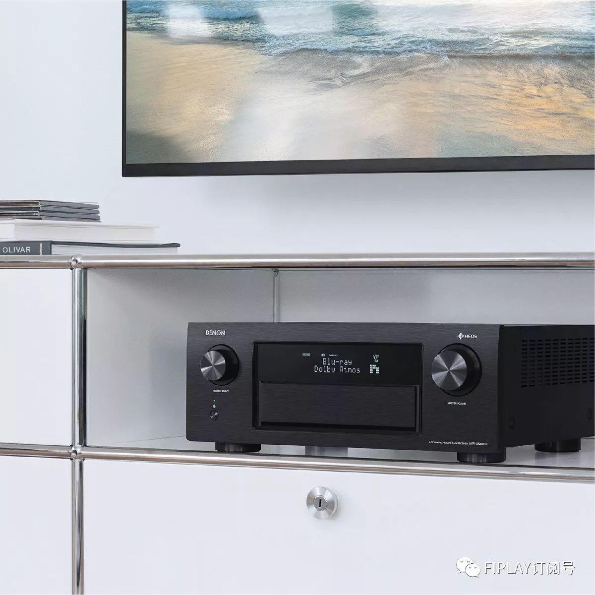 与Auro 3D、Dolby Atmos、DTS:X携手呈现——Denon AVR-X6400H和AVR