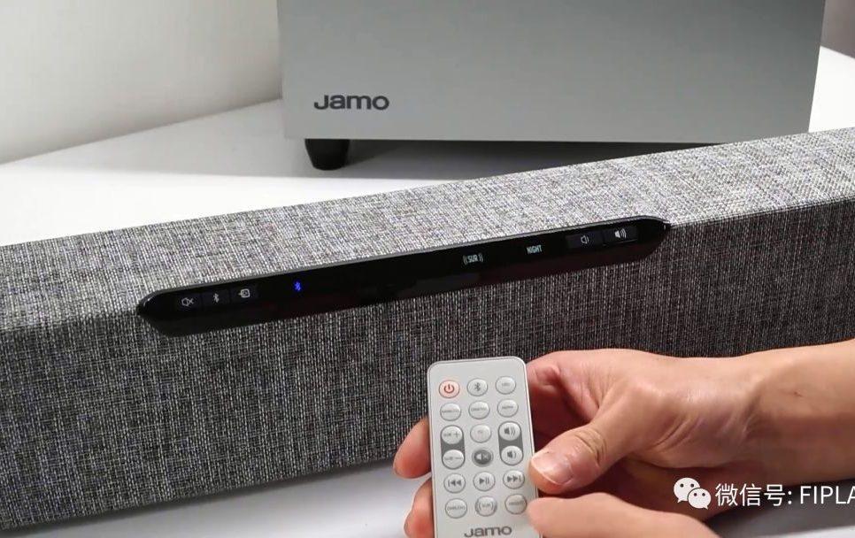 小身材,大表现 —— Jamo Studio SB 40 SoundBar