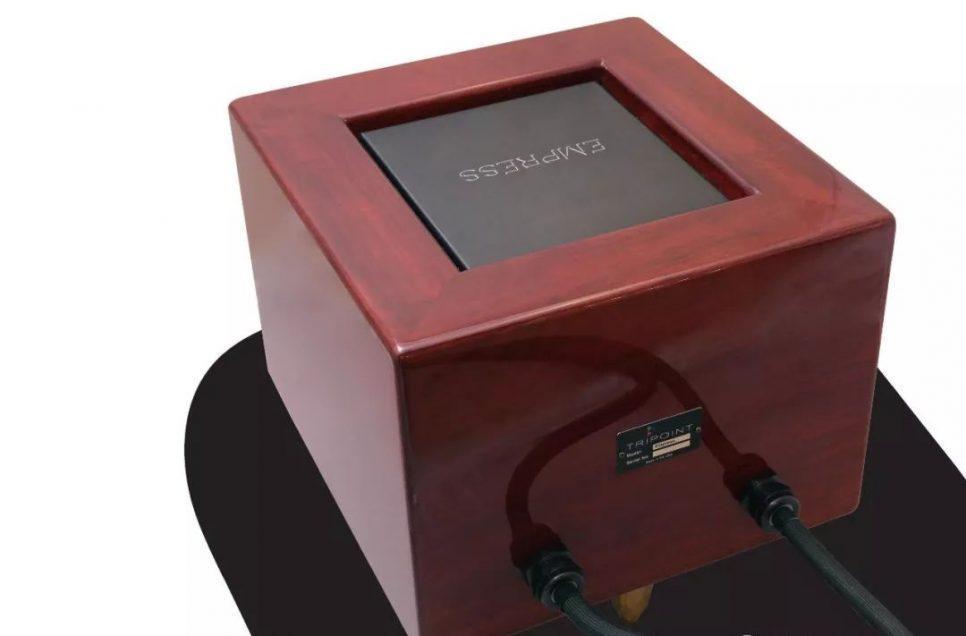 扬声器的杂讯杀手,Tripoint Audio Empress 地盒