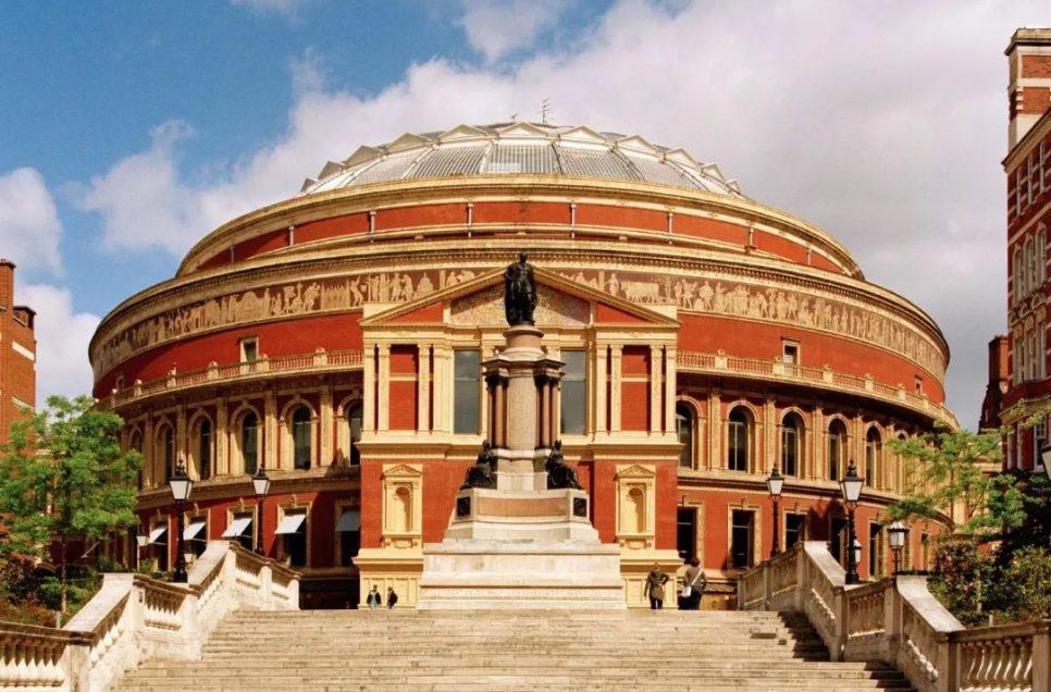 世界著名音乐厅(三) ——皇家阿尔伯特音乐厅
