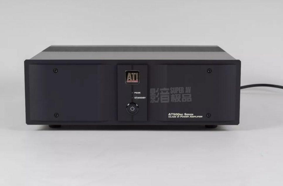 """极速""""肌肉男""""——ATI AT543NC 三声道后级放大器"""