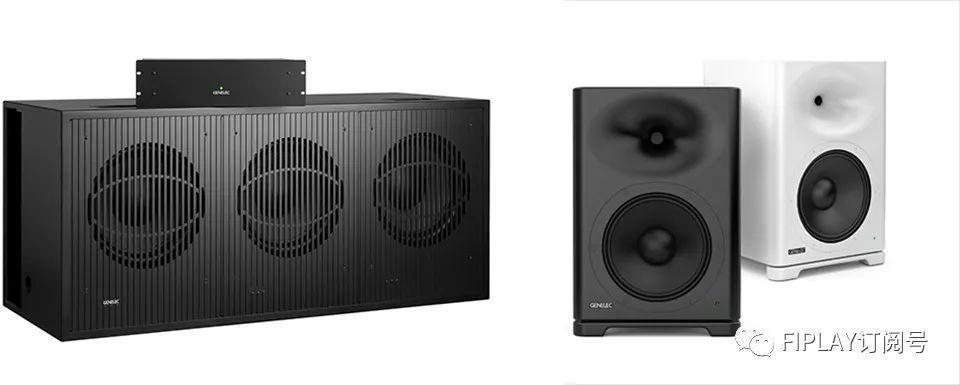 全景环绕声福音??Genelec S360和7382监听音箱
