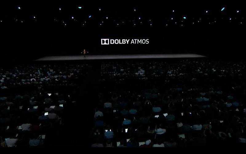 Apple TV 4K 新增 Dolby ATMOS 全景声效