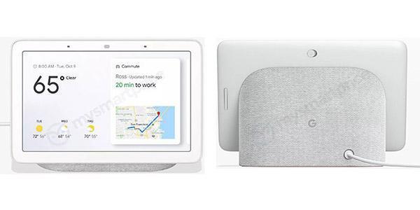 除了带刘海的Pixel 3 谷歌Google还打算做一款带屏幕的智能音箱