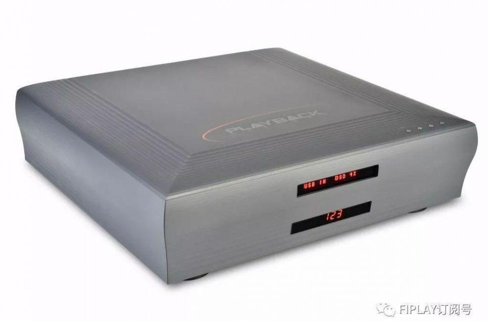 梦想的音源,Playback Designs MPT-8转盘 / MPD-8解码