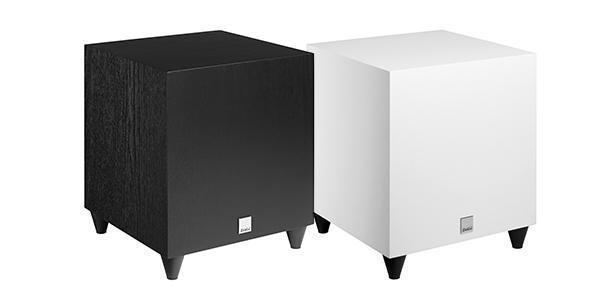优雅简洁的入门款超低音 Dali Sub C-8 D超低音