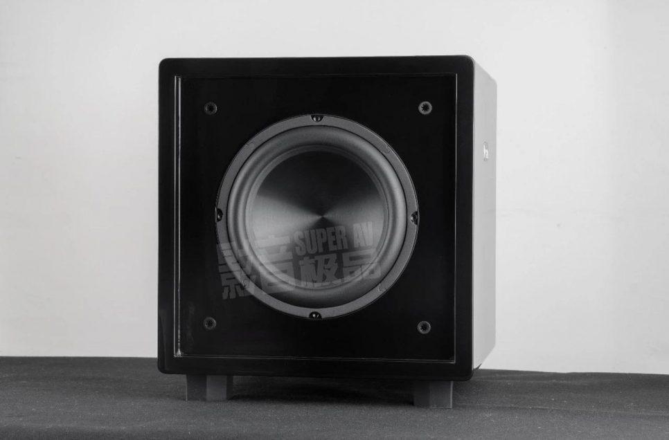 客厅影院的小巧之选—— Orisun  OS-8T600  超低音扬声器