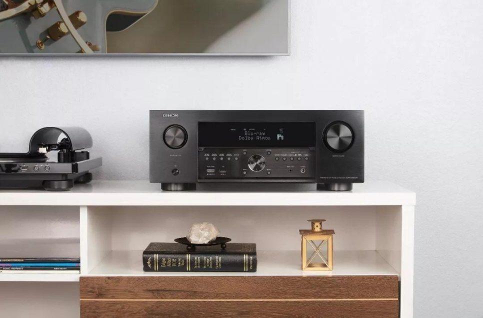 Denon推出全新大输出功率+3D环绕声音效的高级AV接收机