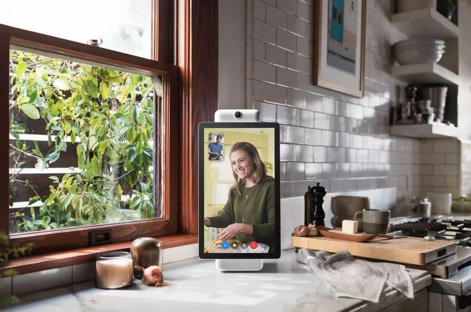 Facebook推出Portal智能屏幕,让你爱上视频通话