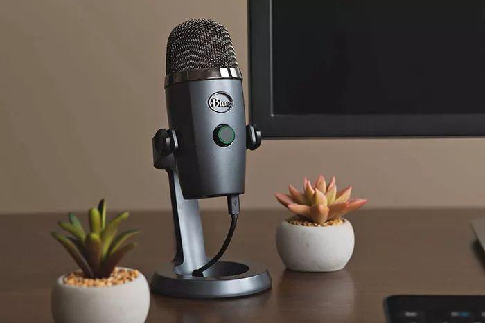 Blue新推出Yeti Nano 让你轻松拥有高品质的录音成果
