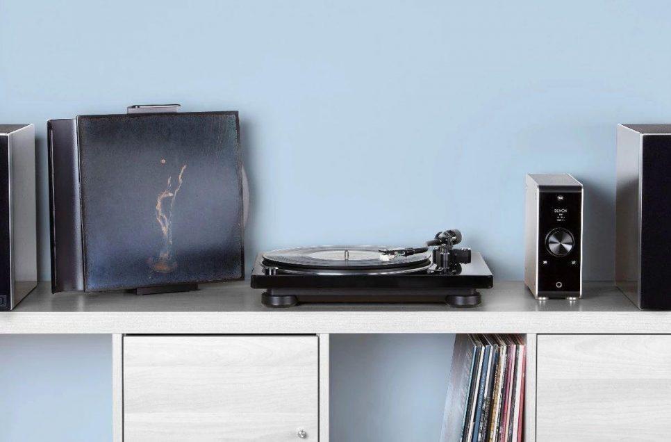 DENON(天龙)推出DP-400和DP-450USB黑胶唱机