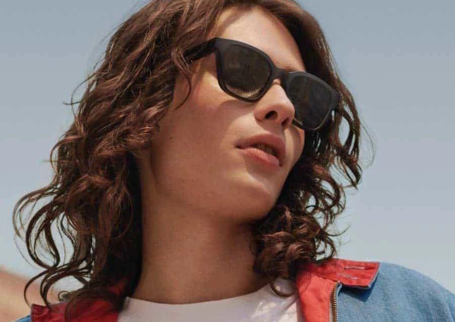一副会说话的眼镜,BOSE打造新型AR眼镜Frames