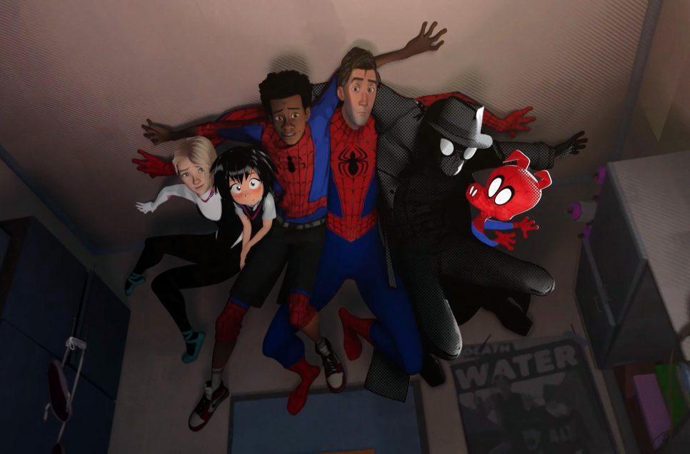 《蜘蛛侠:平行宇宙》口碑吹爆!被称为最好的蜘蛛侠电影