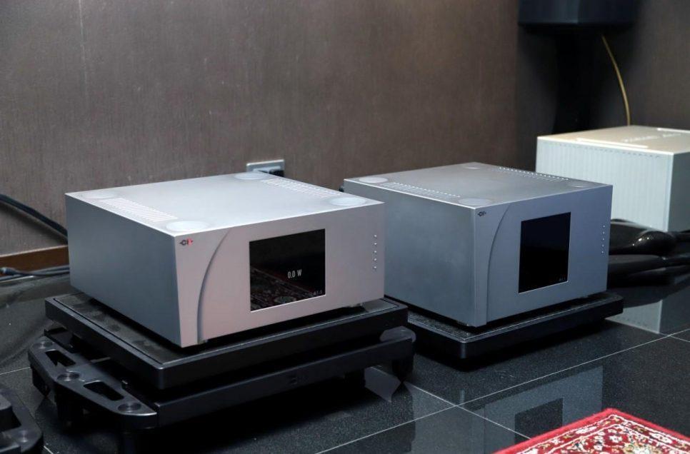 瑞士CH Precision发布M1.1和A1.5全新后级放大器