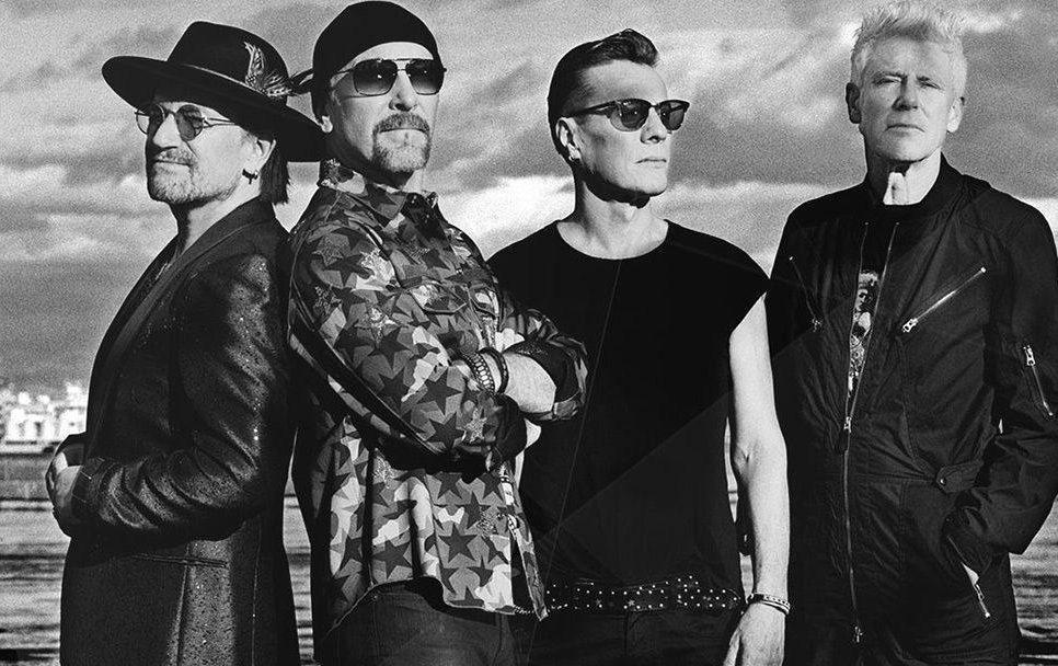 怨恨无人,博爱众生的U2乐队
