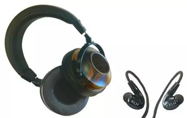 KLH Audio推出旗下首款入耳式与头戴式耳机