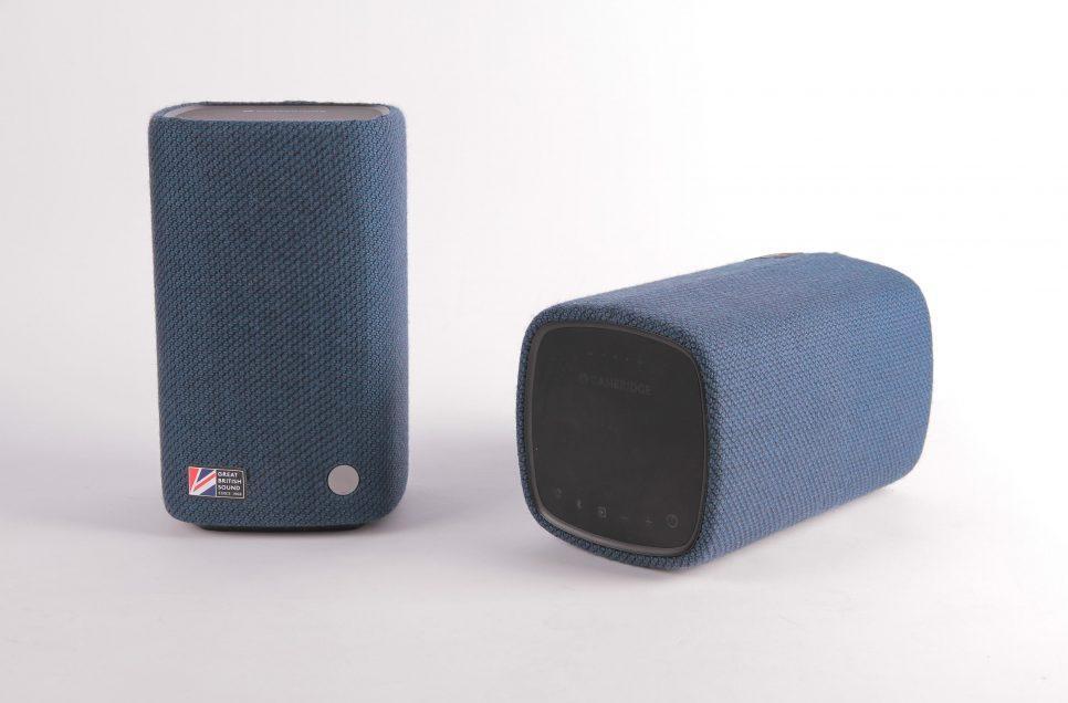 趣味十足——Cambridge Audio YOYO (M)便携立体声蓝牙扬声器
