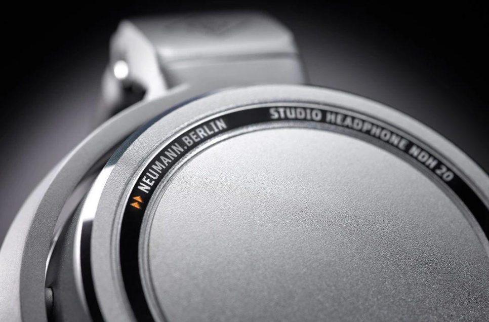 Neumann推出旗下首款耳机,NDH-20