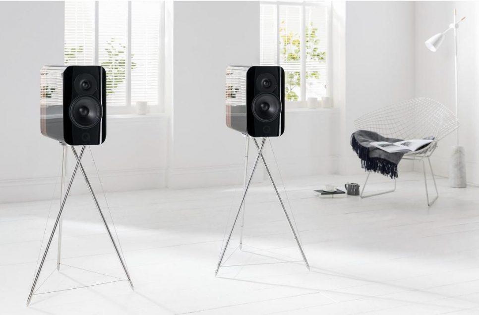 造型独特,英国Q牌推出Concept 300支架扬声器