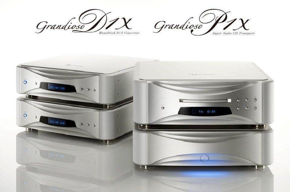 ESOTERIC旗舰新品唱盘发布Grandioso P1X 和Grandioso D1X