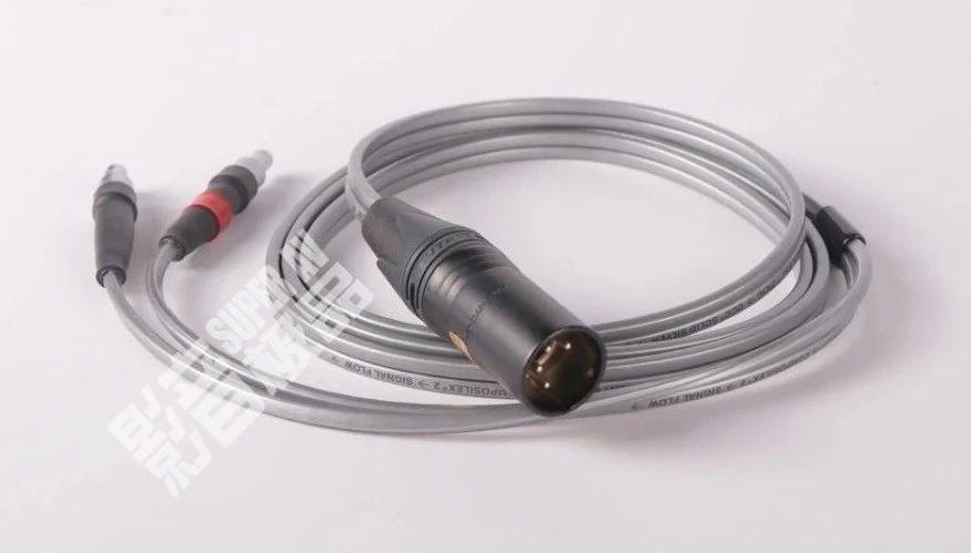 旗舰白金,享乐升级 WireWorld NPH耳机线
