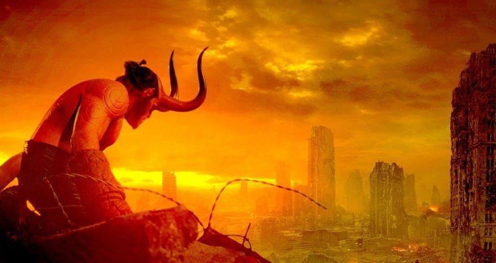 Hellboy再度回归《地狱男爵:血皇后崛起》