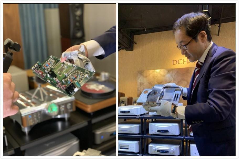 追求绝佳的音质享受——Esoteric VRDS-ATLAS新机芯
