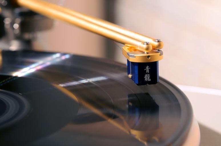 独特的线圈设计——Top Wing Seiryu(Blue Dragon)青龍唱头