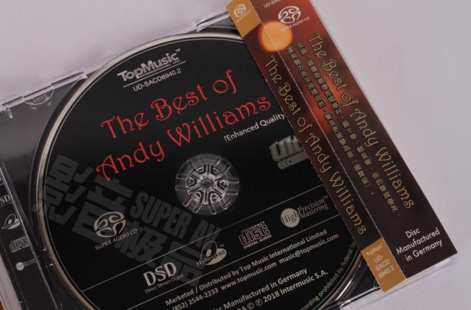 """月亮上的男人""—— 《The Best of Andy Williams》"