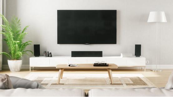 有限空间和成本搭建家庭影院指引