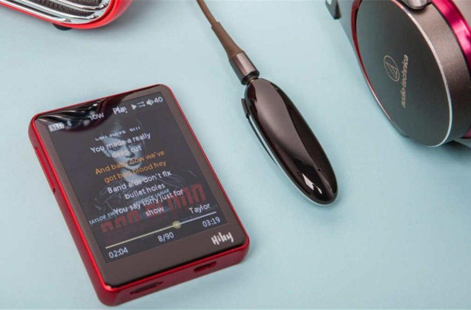 手机音频也可出靓声:Hiby W5无线蓝牙便携解码器