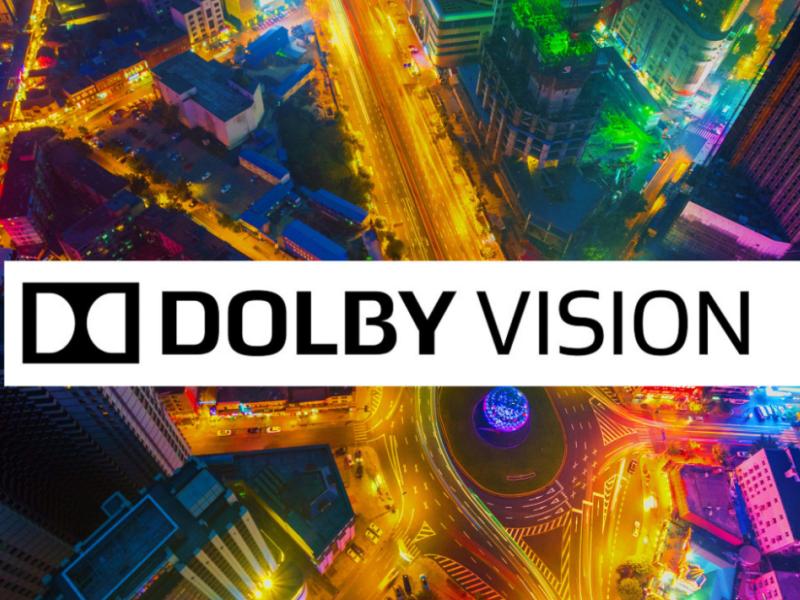 智能优化,无惧光暗 Dolby Vision IQ降临