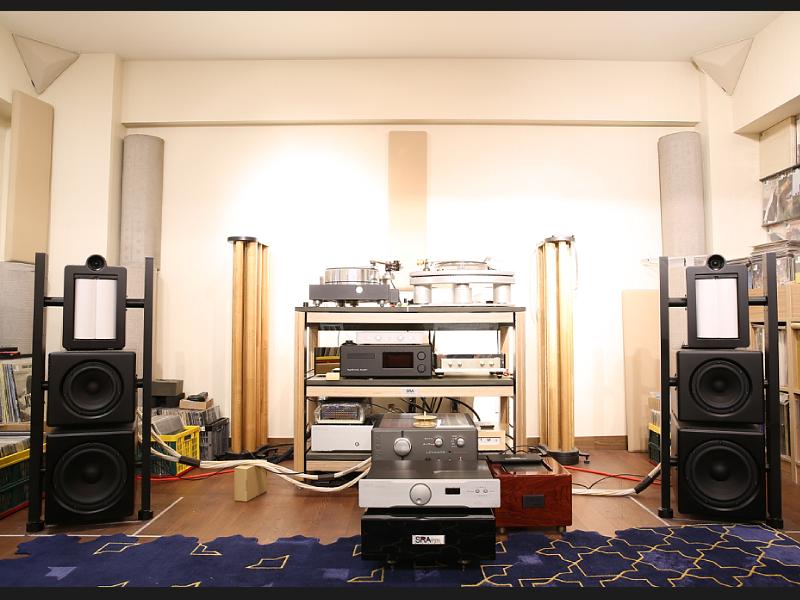 一级一级超越:Audionec EVO #2模块化扬声器