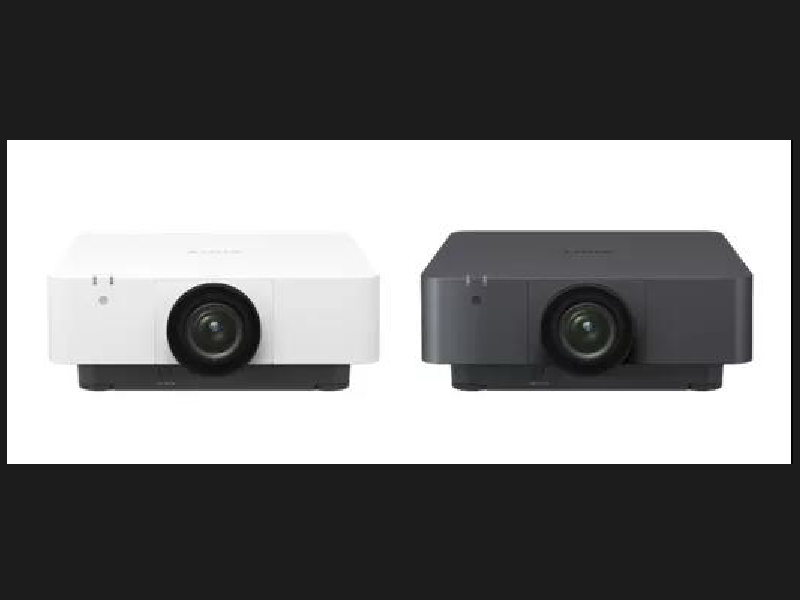 索尼投影机家族新增两款中距离3LCD激光投影机型号